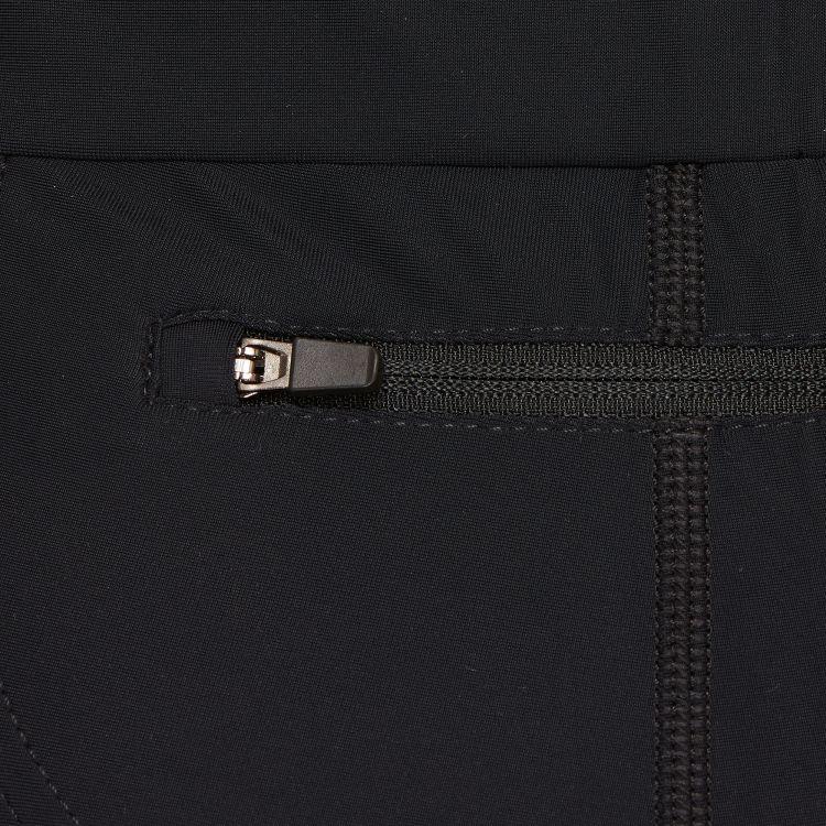 TAO Sportswear - GAMA - Kurze körpernahe Lauftight aus dem Meer - black