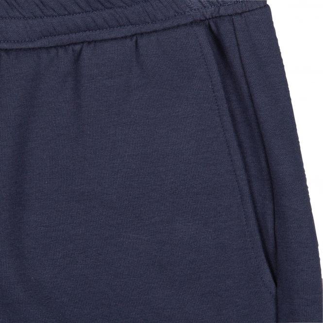 TAO Sportswear - HANSI - Bequeme Freizeithose aus Bio-Baumwolle - navy