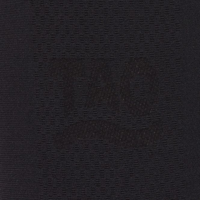 TAO Sportswear - LANGE TIGHT - Atmungsaktive seamless Funktionshose - black