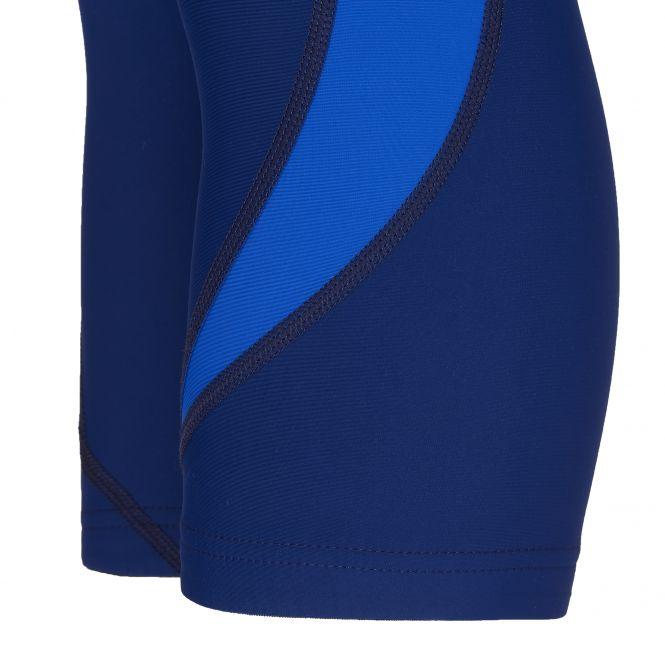 TAO Sportswear - NARIUS - Atmungsaktive 3/4-Lauftight mit feststellbarem Reißverschluss - night