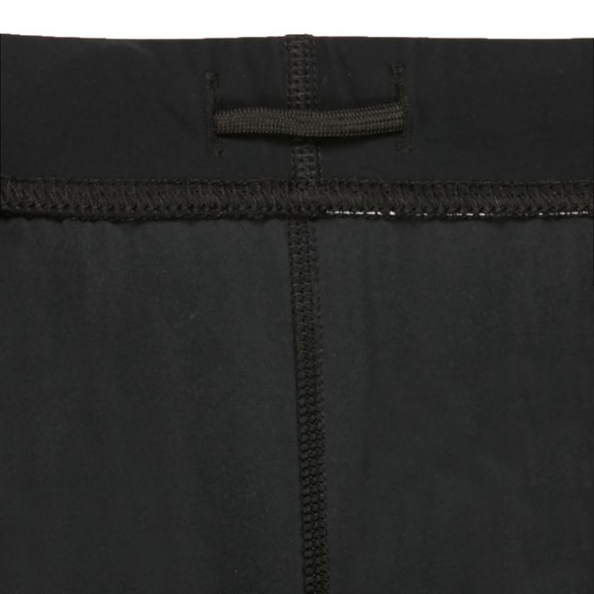 TAO Sportswear - TUGA - Dünne Lauftight mit Anti-Rutsch-Gummi - black