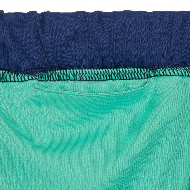 TAO Sportswear - AKULA - Atmungsaktive Laufshort mit integrierter Tight - blueberry